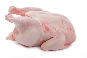 Halal Fresh Whole Chicken with Skin