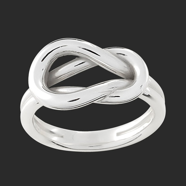 Love Knot Diamond Ring with NO CENTER