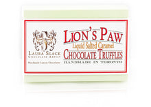 Load image into Gallery viewer, Lion's Paw - 6 pc. Liquid Salted Caramel Truffles