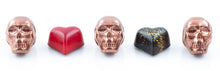 Load image into Gallery viewer, Handmade Hearts & Skulls Truffles