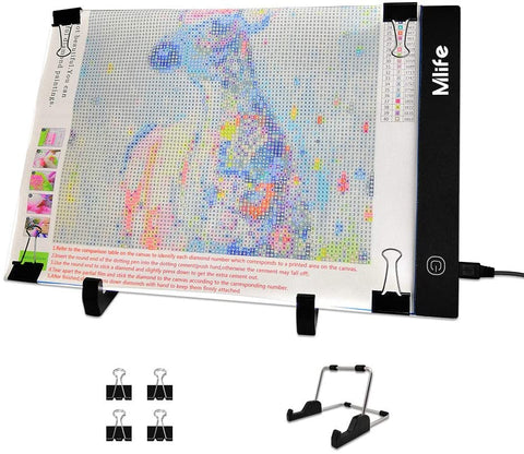 light pad for diamond painting, best light pad for diamond painting