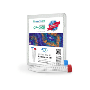 Aquaforest Product Aquaforest - ICP-OES Test Kit Aquarium + RO