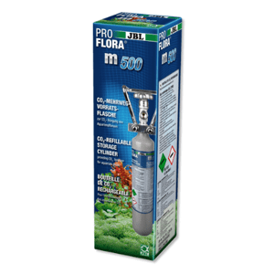 JBL Product JBL - ProFlora m500 SILVER (CO2 bottle)