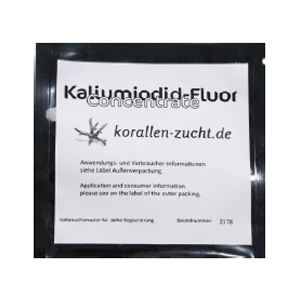 Korallen-Zucht - Automatic Elements Kaliumjodid-Fluor Concentrate - 10pcs