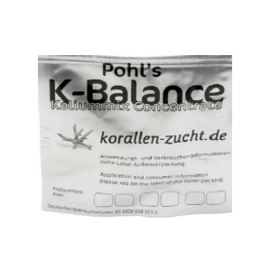 Korallen-Zucht - Automatic Elements Pohl's K-Balance Potassium Concentrate - 10pcs