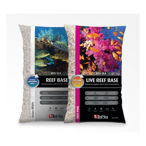 Red Sea Product 10Kg Live Reef Base - White
