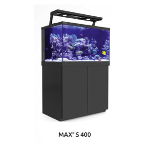 Red Sea Product MAX S400 Aquarium Complete System - Black