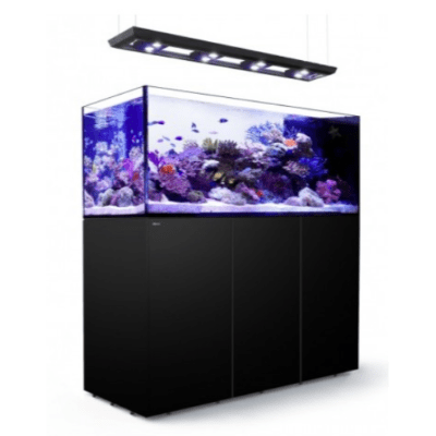 Red Sea Saltwater Red Sea - Reefer Peninsula 650 LED Pendant (4xHydra26HD) - Black