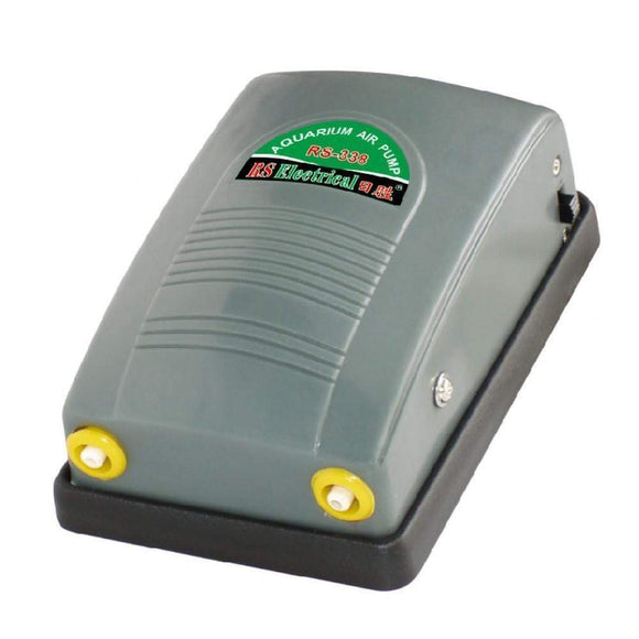 RS Electrical Saltwater RS Electrical - Air Pumps RS-338 3.5L/Min 5W