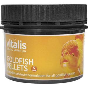 Vitalis - Goldfish Pellets (S) 1.5mm 60g