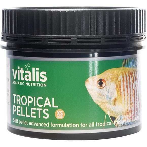 Vitalis - Tropical Pellets (XS) 1mm 60g
