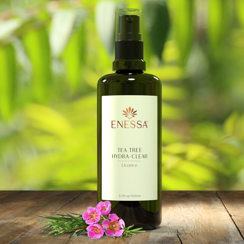Tea Tree Hydra-Clear - Enessa Organic Skin Care