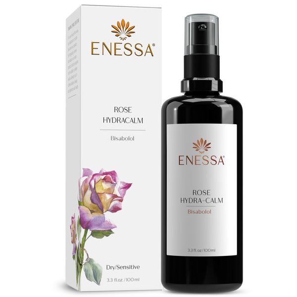 Rose Hydra-Calm - Enessa Organic Skin Care