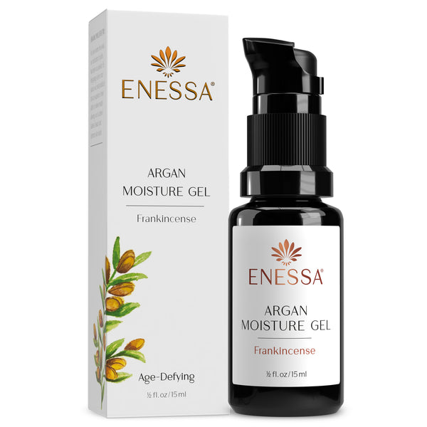 Argan Moisture Gel-Travel - Enessa Organic Skin Care