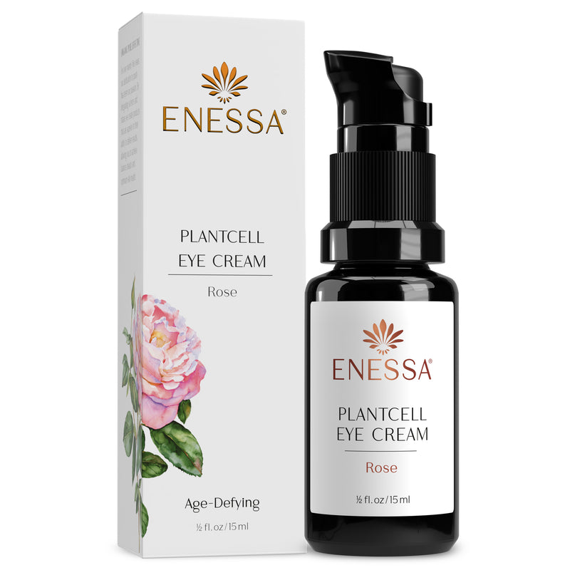 PlantCell Eye Cream - Enessa Organic Skin Care