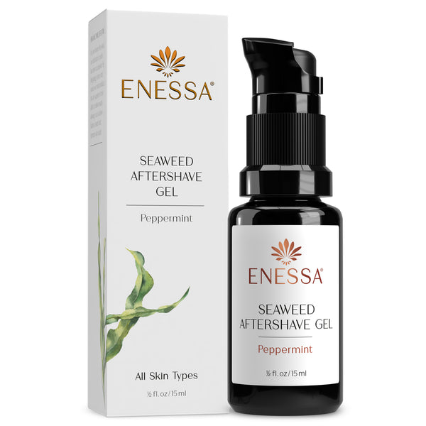 Seaweed Aftershave Gel-Travel - Enessa Organic Skin Care