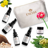 Hydrate Skin Care Kit-Travel - Enessa Organic Skin Care