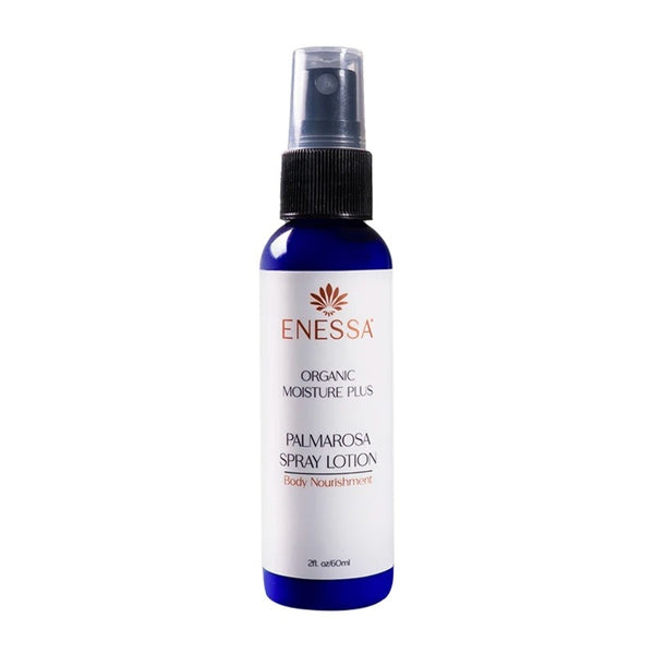 Palmarosa Spray Lotion - Enessa Organic Skin Care