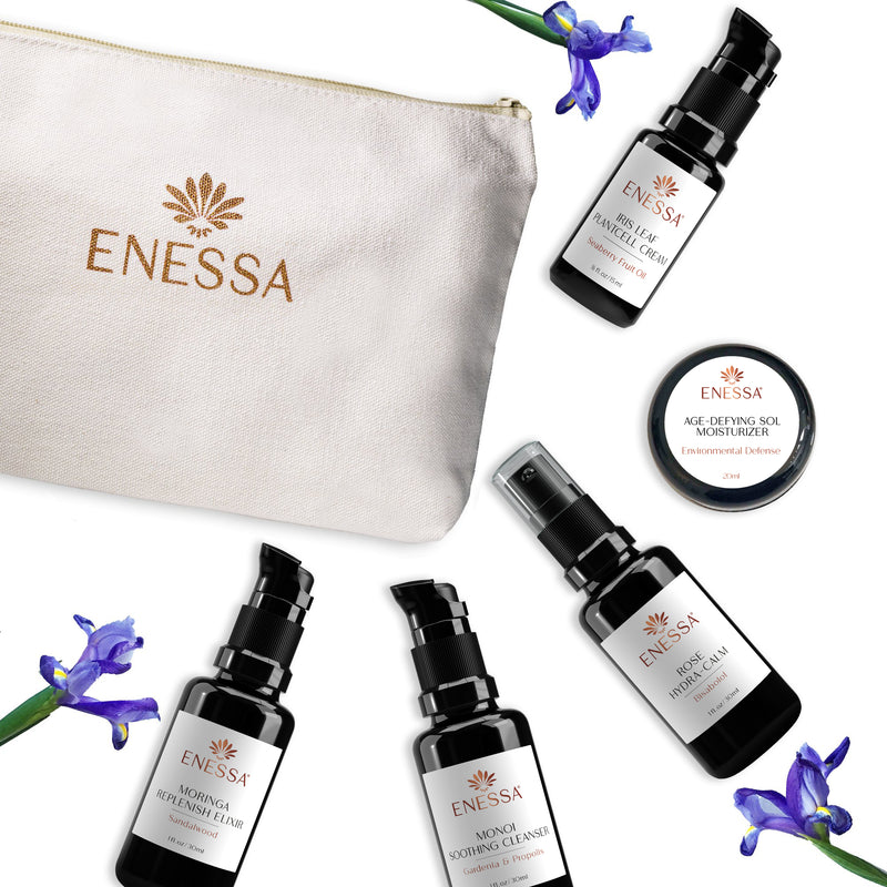 Ultimate Ageless Kit - Enessa Organic Skin Care