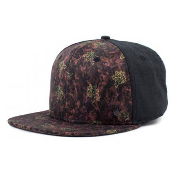 No Bad Ideas - Snapback Cap - Doja - Multi Hemp