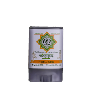 60mg No Mess CBD Mini Balm - Muscle Blend