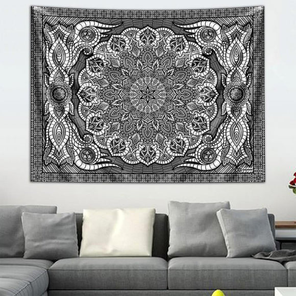 Silence Tapestry