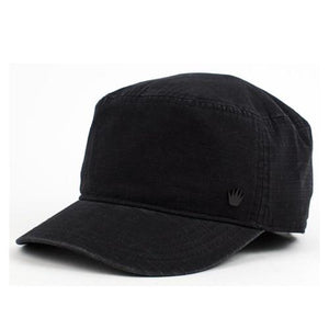 No Bad Ideas - Cadet Cap - Carter Ripstop (Black)