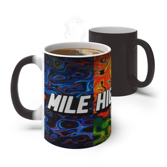 Color Changing Mug | Mile High Hitter Club