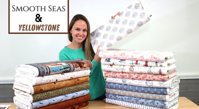 New Fabric Video #23: Smooth Seas & Yellowstone