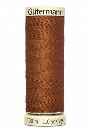 Sew-all Polyester All Purpose Thread 100m/109yds - Allspice 100M-565