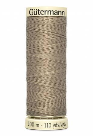 Sew-all Polyester All Purpose Thread 100m/109yds - Beige 100M-509