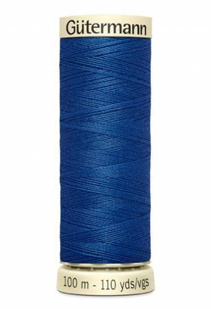 Sew-all Polyester All Purpose Thread 100m/109yds - Bright Blue 100M-254