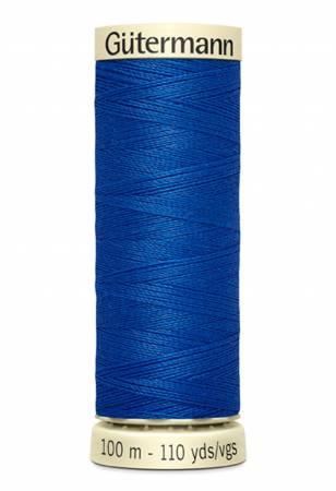 Sew-all Polyester All Purpose Thread 100m/109yds - Cobalt Blue 100M-251