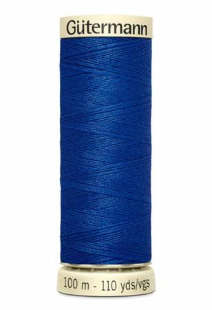 Sew-all Polyester All Purpose Thread 100m/109yds - Dark Blue 100M-252