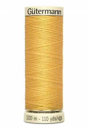 Sew-all Polyester All Purpose Thread 100m/109yds - Dark Goldenrod 100M-864