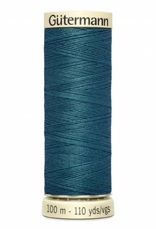 Sew-all Polyester All Purpose Thread 100m/109yds - Deep Lagoon 100M-690