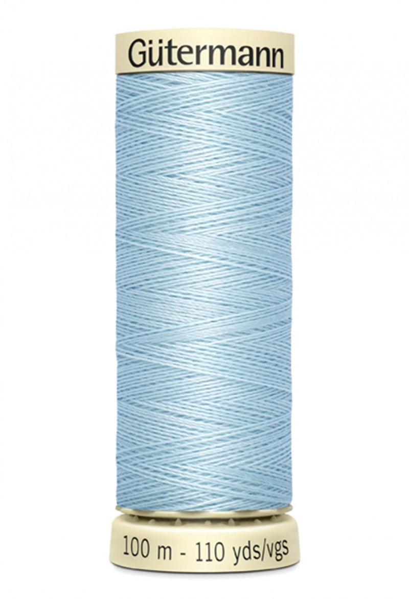 Sew-all Polyester All Purpose Thread 100m/109yds - Echo Blue 100M-207
