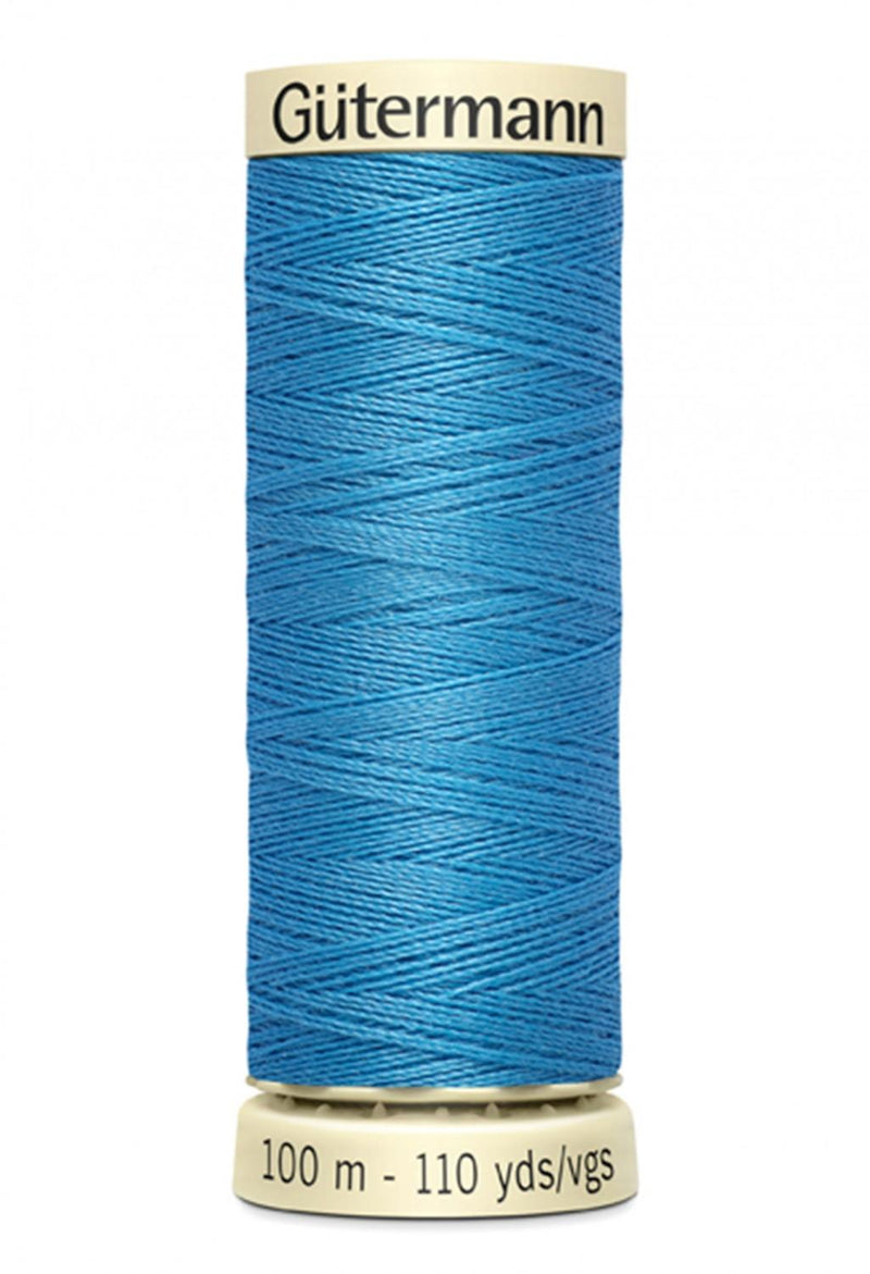 Sew-all Polyester All Purpose Thread 100m/109yds - Frosty Blue 100M-212