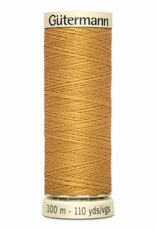 Sew-all Polyester All Purpose Thread 100m/109yds - Gold 100M-865