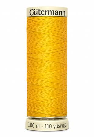 Sew-all Polyester All Purpose Thread 100m/109yds - Goldenrod 100M-850
