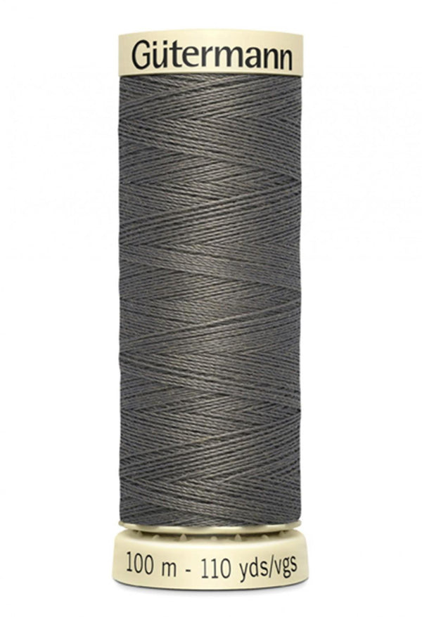 Sew-all Polyester All Purpose Thread 100m/109yds - Grey 100M-112