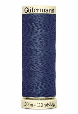 Sew-all Polyester All Purpose Thread 100m/109yds - Holland Blue 100M-238