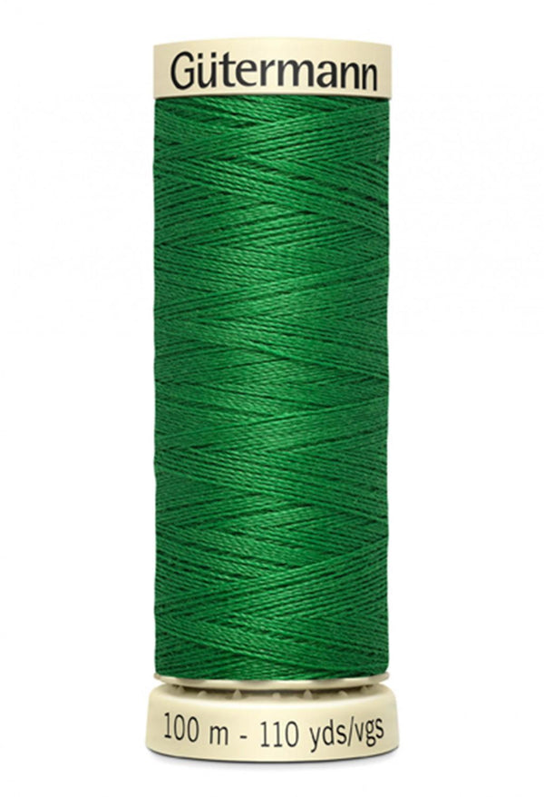 Sew-all Polyester All Purpose Thread 100m/109yds - Kelly Green 100M-760