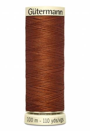 Sew-all Polyester All Purpose Thread 100m/109yds - Maple Sugar 100M-566