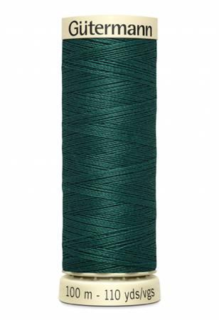 Sew-all Polyester All Purpose Thread 100m/109yds - Ocean Green 100M-642