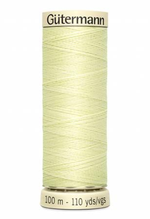 Sew-all Polyester All Purpose Thread 100m/109yds - Pastel Green 100M-702