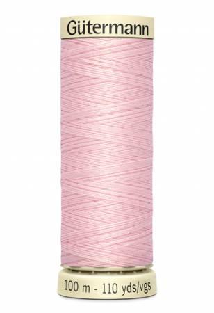 Petal Pink 100m//110 yd Gutermann Sew-All Polyester Purpose Thread