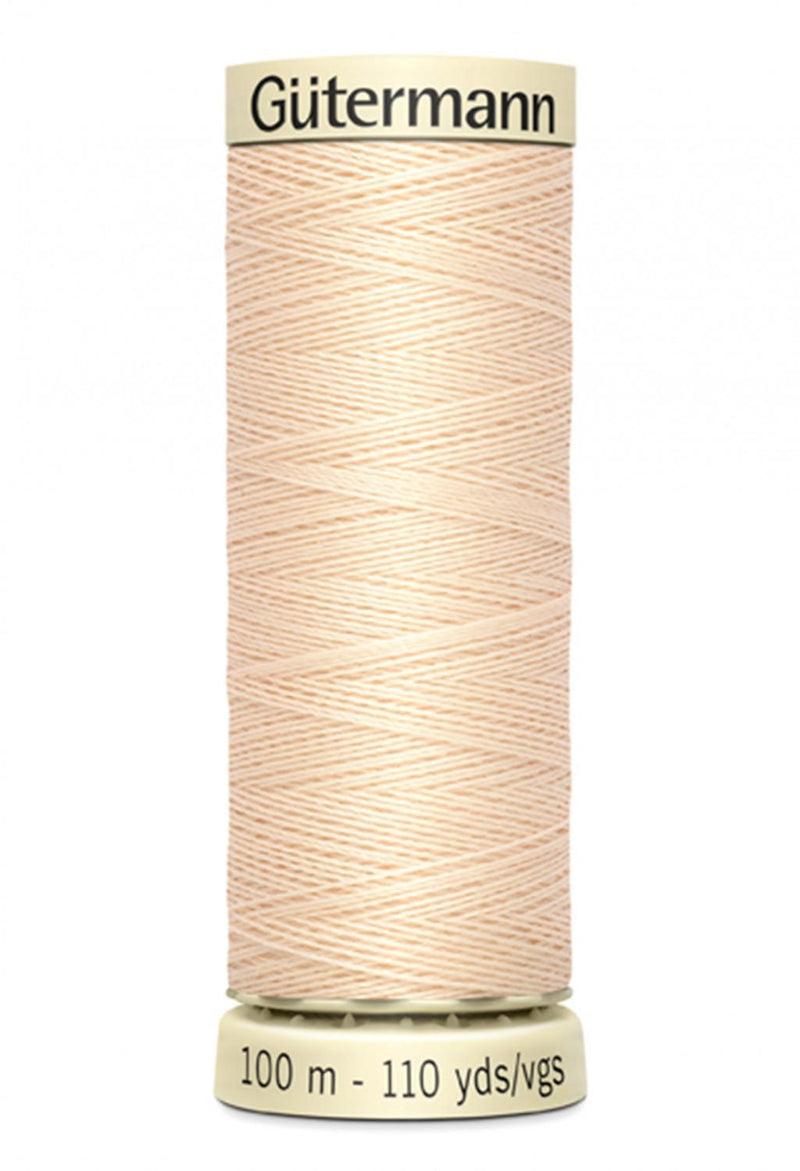 Sew-all Polyester All Purpose Thread 100m/109yds - Pongee 100M-501