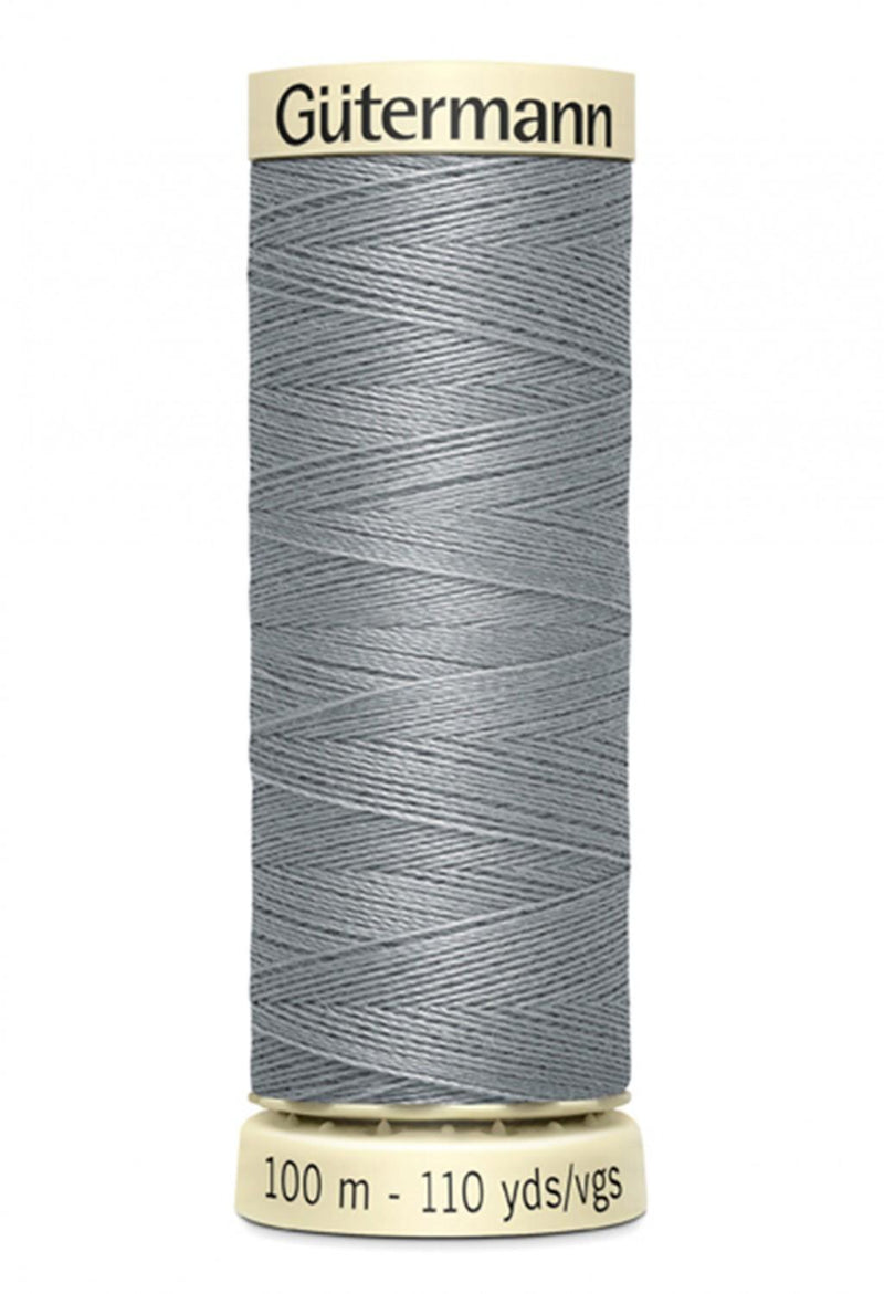 Sew-all Polyester All Purpose Thread 100m/109yds - Slate 100M-110