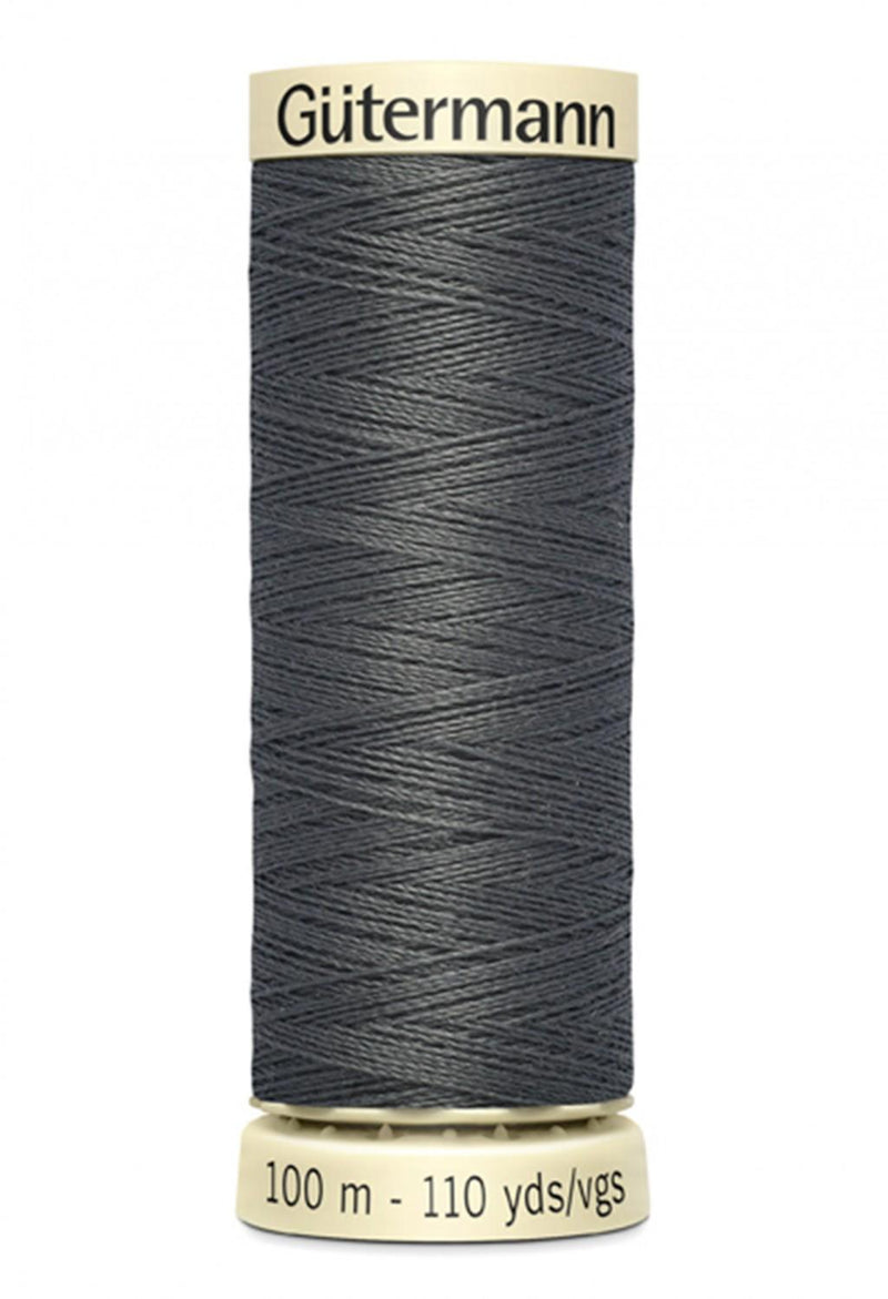 Sew-all Polyester All Purpose Thread 100m/109yds - Smoke 100M-116